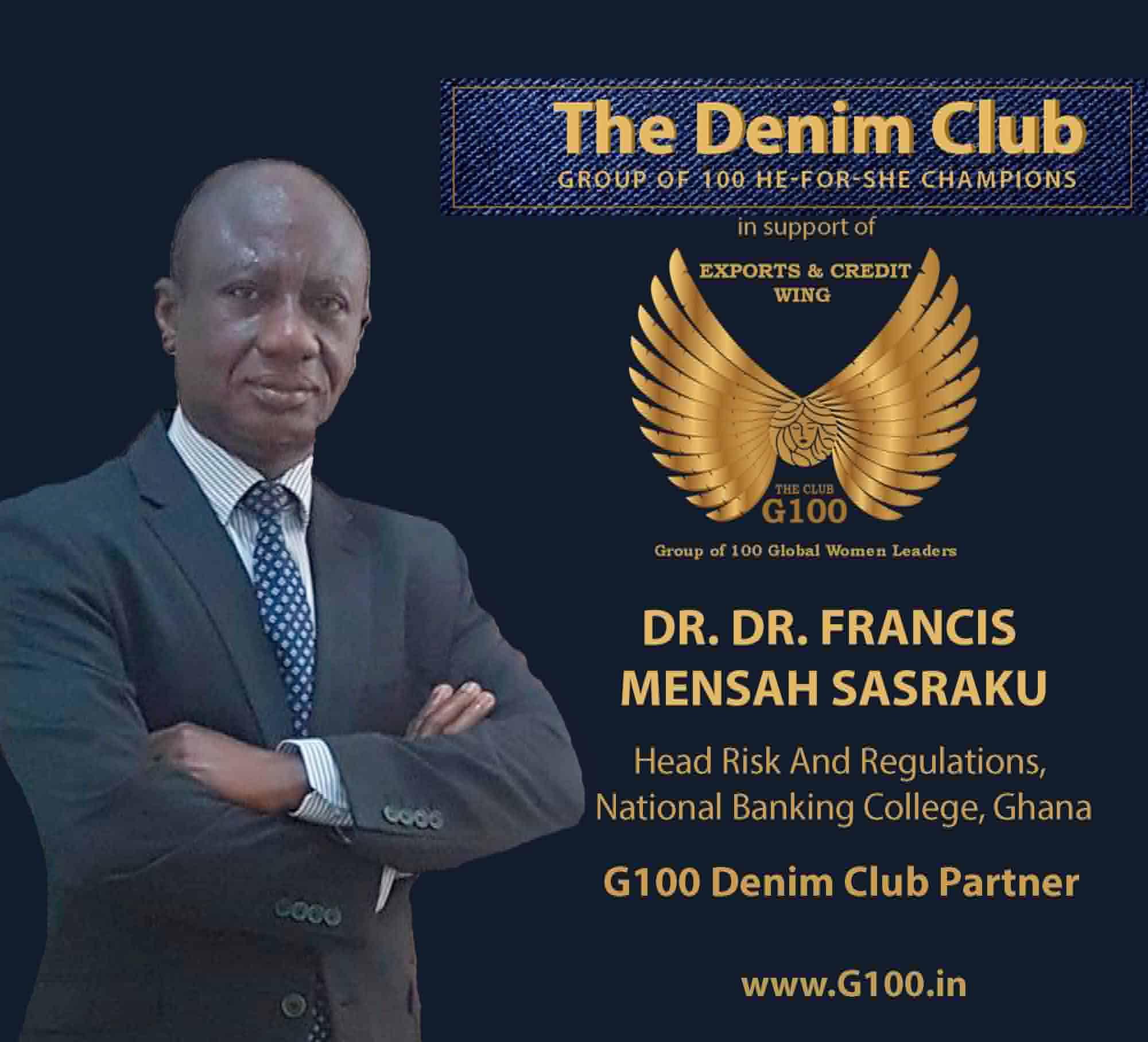 Dr. Francis Mensah Sasraku