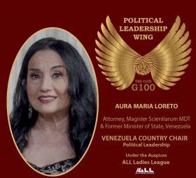 Aura Maria Loreto