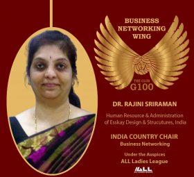 DR. RAJINI SRIRAMAN