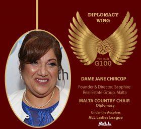 Dame Jane Chircop