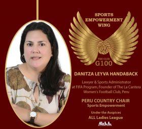 Danitza Leyva Handaback