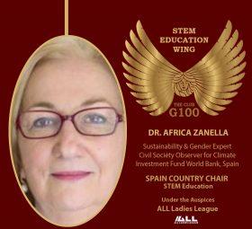 Dr Africa Zanella