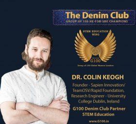 Dr Colin Keogh