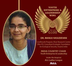 Dr Manju Vasudevan