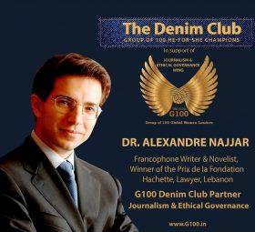 Dr. Alexandre Najjar