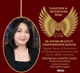 Dr. Esther Sri Astuti Soeryaningrum Agustin