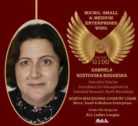 Gabriela Kostovska Bogoeska