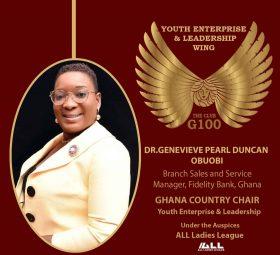 Genevieve Pearl Duncan Obuobi