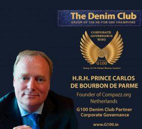 H.R.H. Prince Carlos de Bourbon de Parme