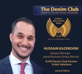Hussain Kazerooni
