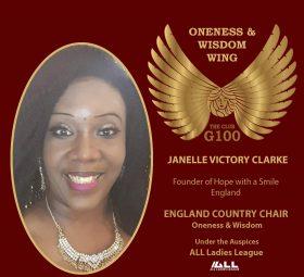 Janelle Victory Clarke