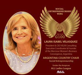 Laura Isabel Velasquez