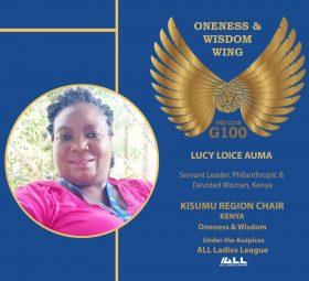 Lucy Loice Auma