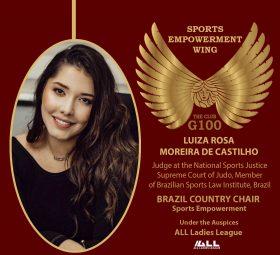 Luiza Rosa Moreira de Castilho