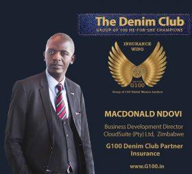 Macdonald Ndovi