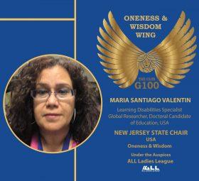 Maria Santiago Valentin