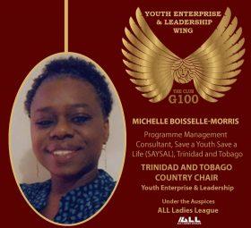 Michelle Boisselle-Morris