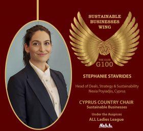 Stephanie Stavrides