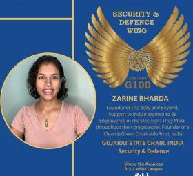Zarine Bharda